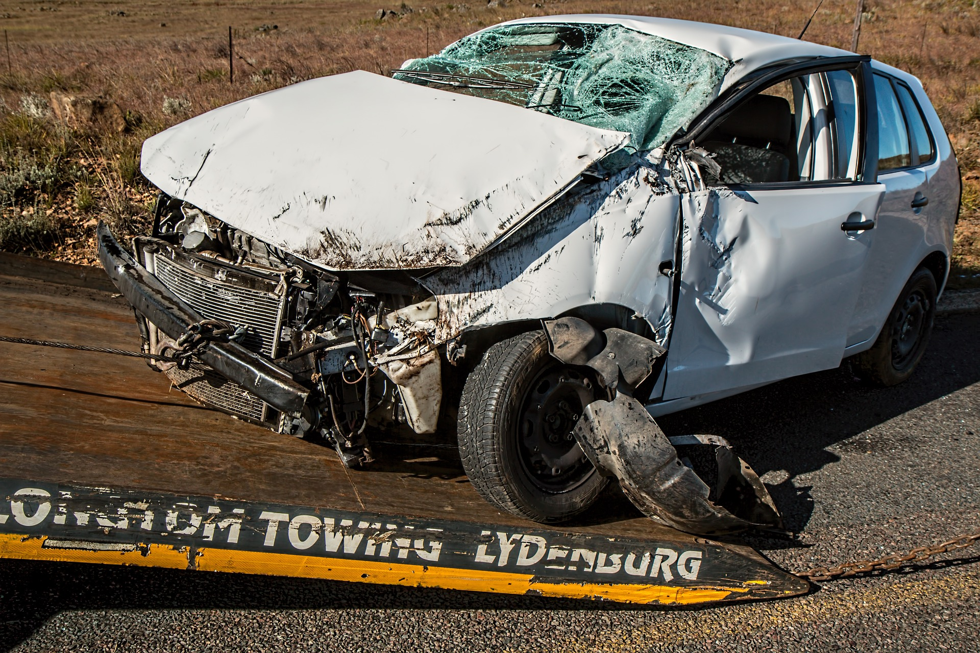 Las Vegas, NV – Crash At Sandy Valley At Mile Marker 5 Ends With Injuries